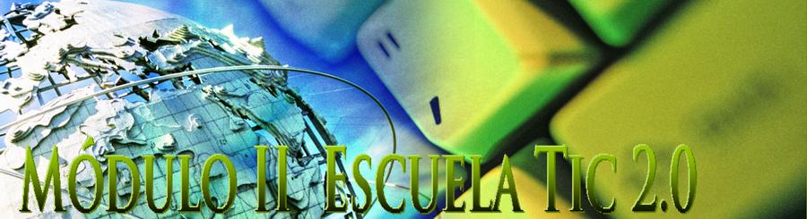Módulo II T.I.C. 2.0 Algeciras 2