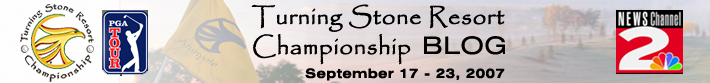 Turning Stone Resort Championship Blog