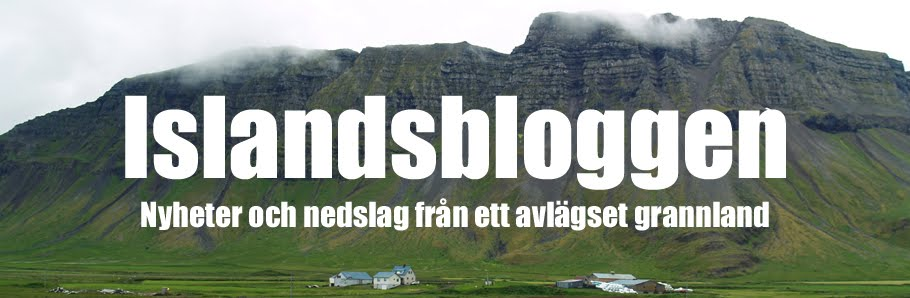Islandsbloggen