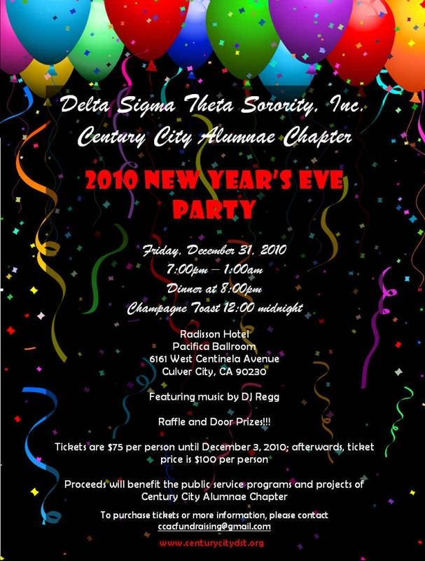 CCAC Throws the Party of the Year !
