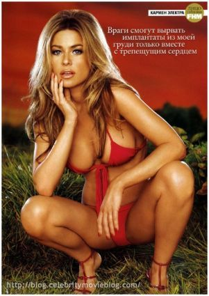Carmen Electra Nude Galleries nice pice of usefull information click to ...