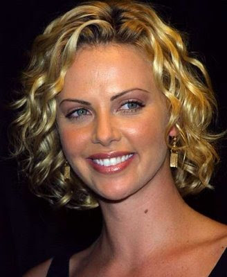 Short Curly Hairstyles medium curly hairstyle. Popularity medium hairstyles