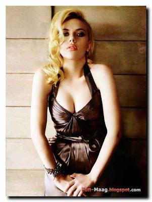 Scarlett Johansson IN New York January 2010