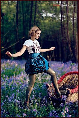 Emma Watson, Professional Photo Session