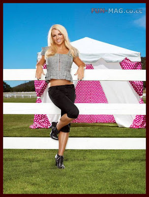 Britney Spears Candie's Autumn Campaign