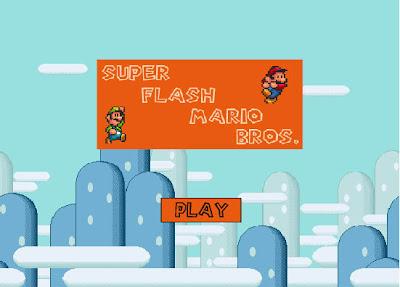 Play Super Mario Flash Game