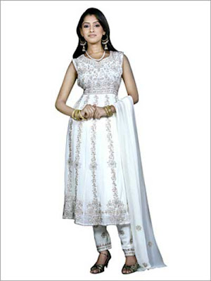 Latest Anarkali Churidar Designs 2011, Chirudar Styles 2011