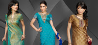 tight salwar kameez