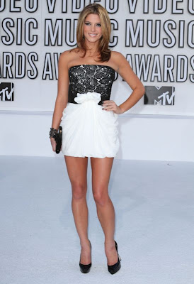 Ashley Green – 2010 MTV Video Music Awards