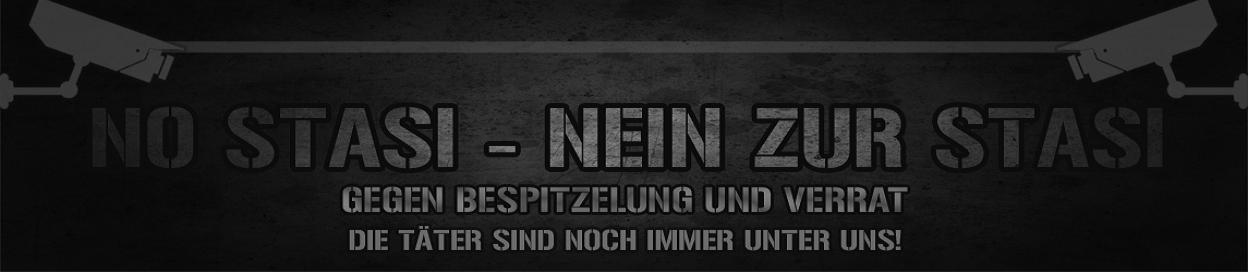 Stasi - damals wie heute