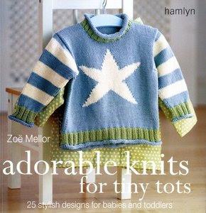 Adorable Knits For thy Tots   Zoe Mellor FreeLibros