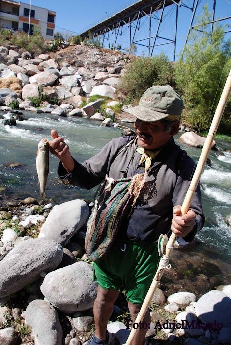 Pescador del Chili