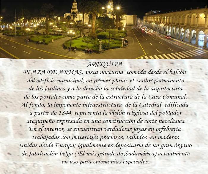 Plaza de Armas de Arequipa Final+web