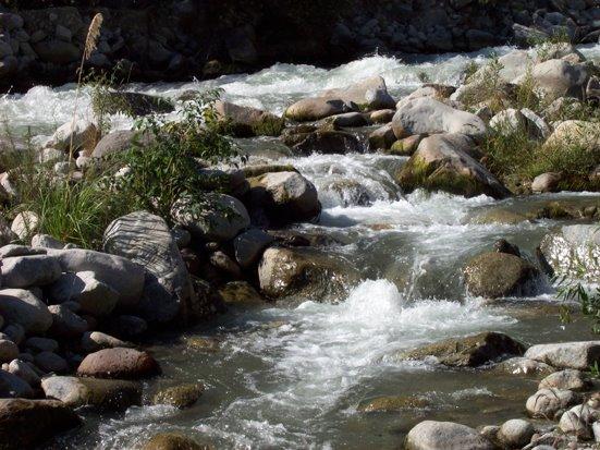 Rio Chichas,Condesuyos,Arequipa Perú