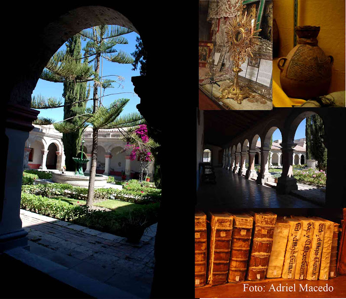 La Recoleta Convento Museo Arequipa