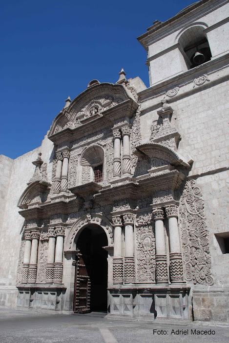 Iglesia de la Compañia,Arequipa