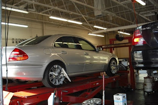 Mercedes diy alignment for Mercedes benz wheel alignment