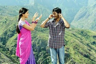 Shriya and Dhanush still