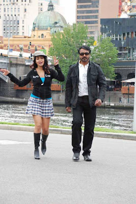 Jaggubhai latest stills