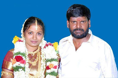 Ganja Karupu wedding stills