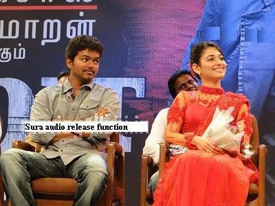 Vijay and Tammanna