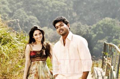 Vijay and Tamanna hot