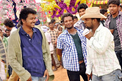 Vijay in Kaavalkaran Stills
