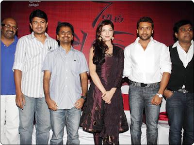 Suriya, Murugadoss, Shruthihasan new film
