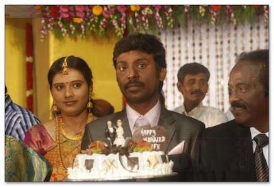 Actor Vijay Vasanth and Nithya birthday celebration still