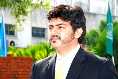 Ajith in Asal