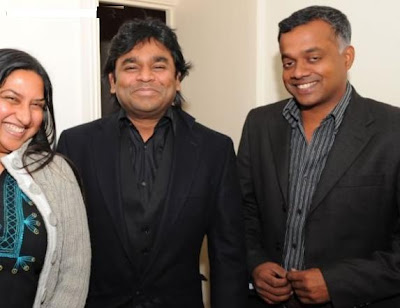 Stills of Vinnaithandi Varuvaaya audio release function in London