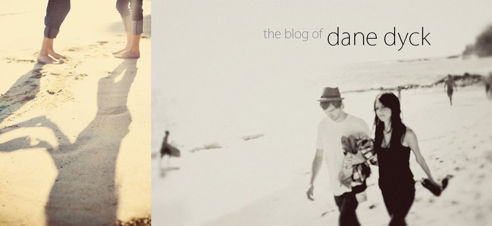 the blog of dane dyck