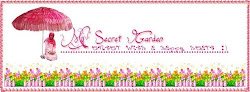 My Secret Garden (Blog Chapter 1)
