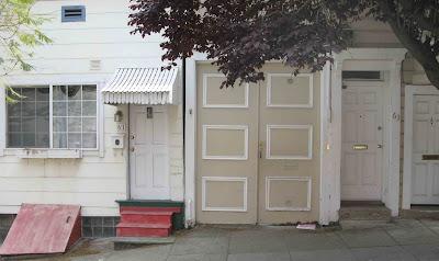 San francisco photo blog april 2009 for 12 ft wide garage door