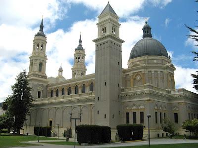 San Francisco Photo Blog Saint Ignatius Church On The