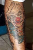 Tatuagem De Palha  O Indica Morte De Policiais