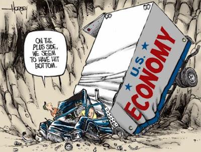 O poder dos EUA está se reduzindo