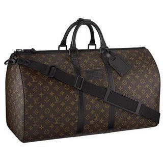 Louis Vuitton Waterproof Keepall
