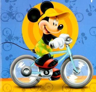 Aniversários Bicicleta