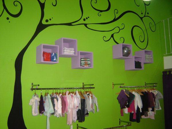 Kiamo nuevo local multimarca bajitos Modelos de locales de ropa