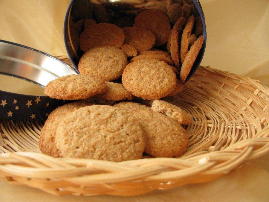 Receita cookie de aveia