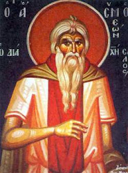 St. Symeon of Emesa, Fool for Christ