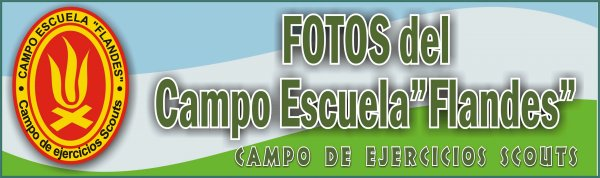 FOTOS DEL CAMPO ESCUELA