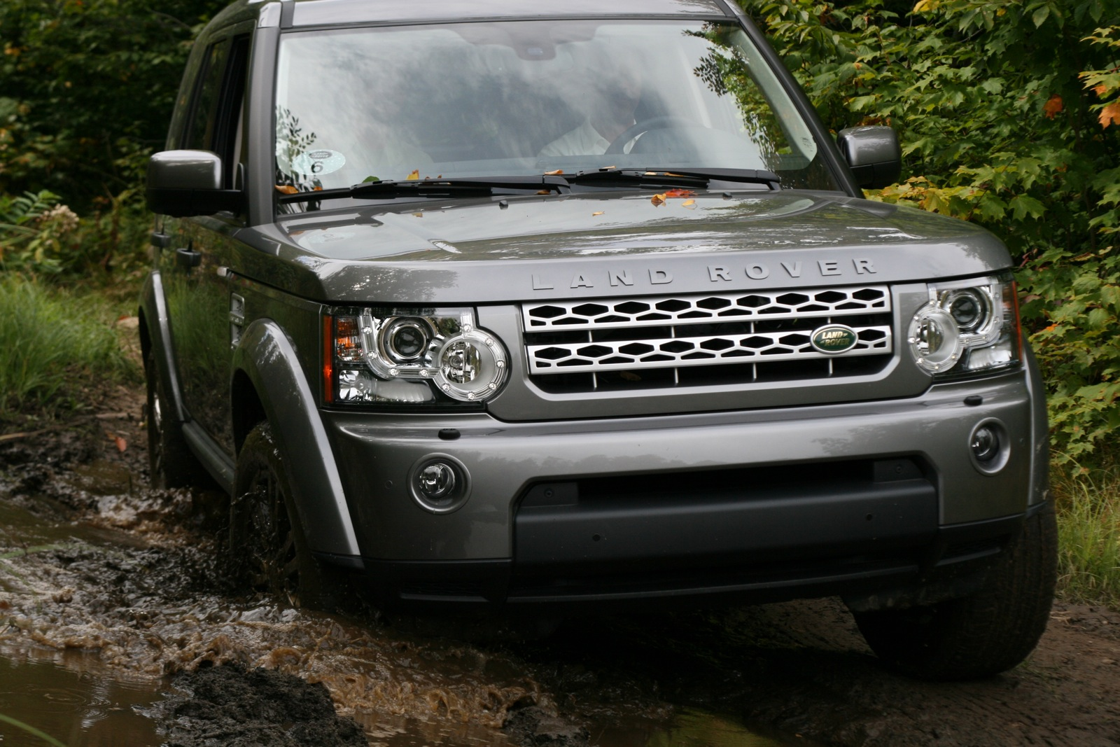 Offroad Land Rover Jeep