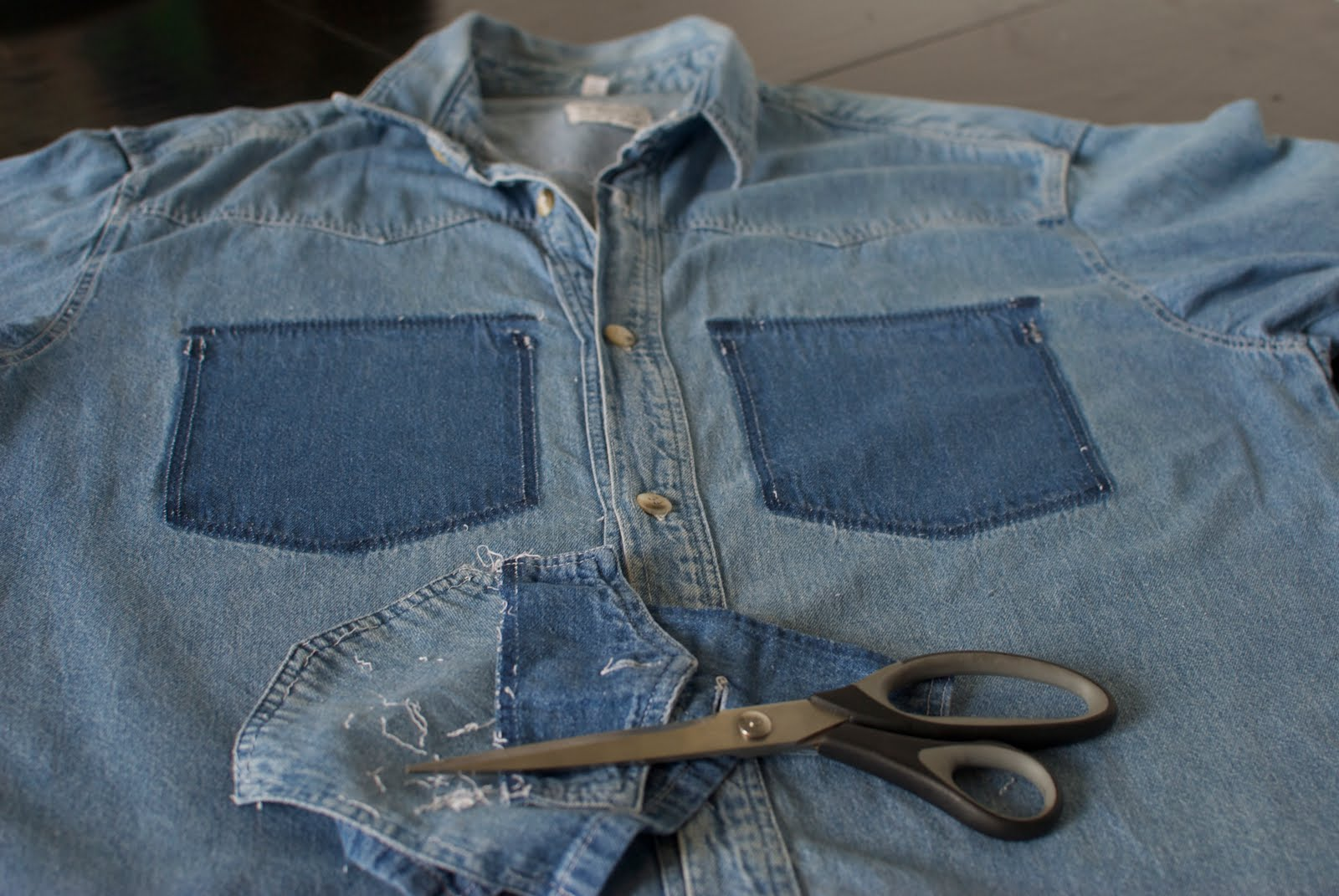 3000 идей переделки одежды из старой в стильную Look 92
