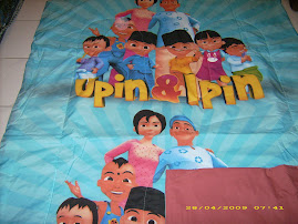 COMFORTER CARTOON UPIN