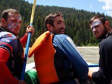 Rafting in Jackson