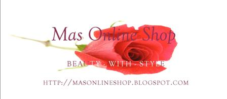 Mas Online Shop (M.O.S)