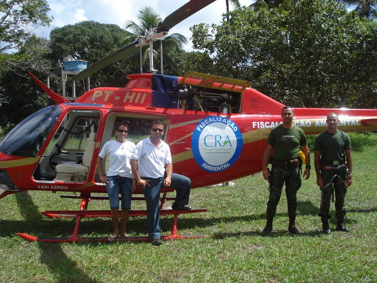 CRA (now INEMA) the Environmental Agency in Bahia