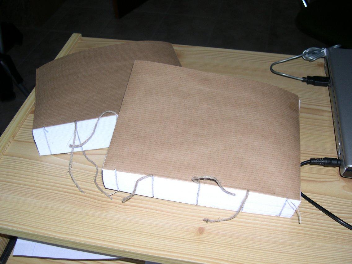 Técnicas de encuadernación [Encuaderná tus libros]